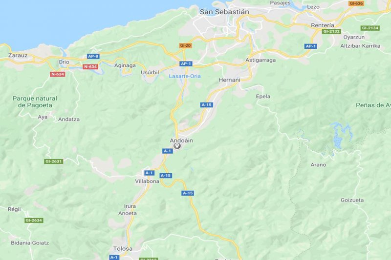 Terreno RURAL en Andoain | ve-1148